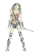NAXART Studio - Wonder Woman