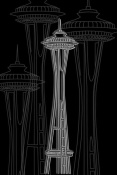 NAXART Studio - Seattle Night