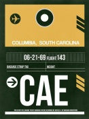 NAXART Studio - CAE Columbia Luggage Tag II