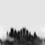 NAXART Studio - Pittsburgh City Black Skyline